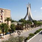 Photographie de la ville d'Alger