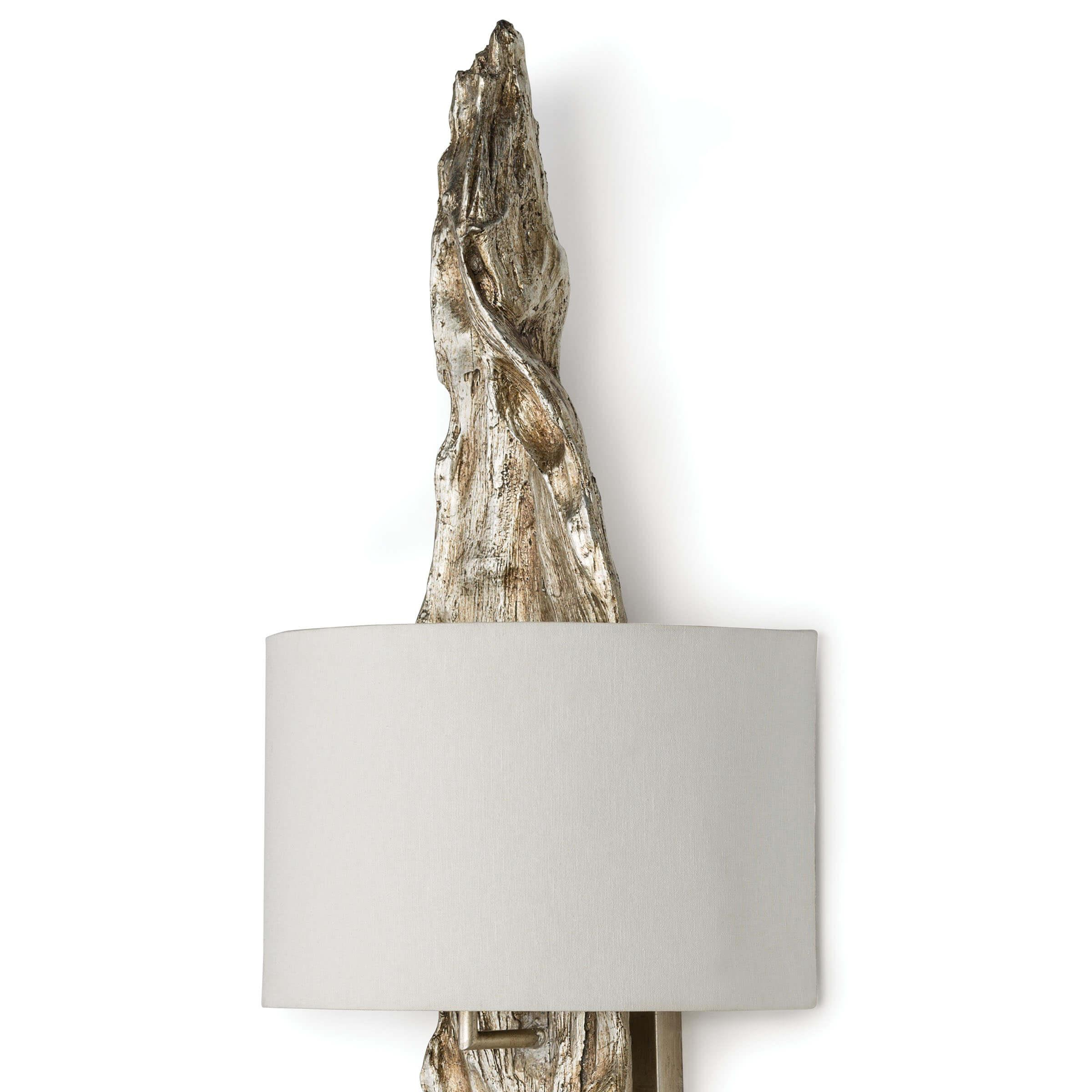 driftwood sconce