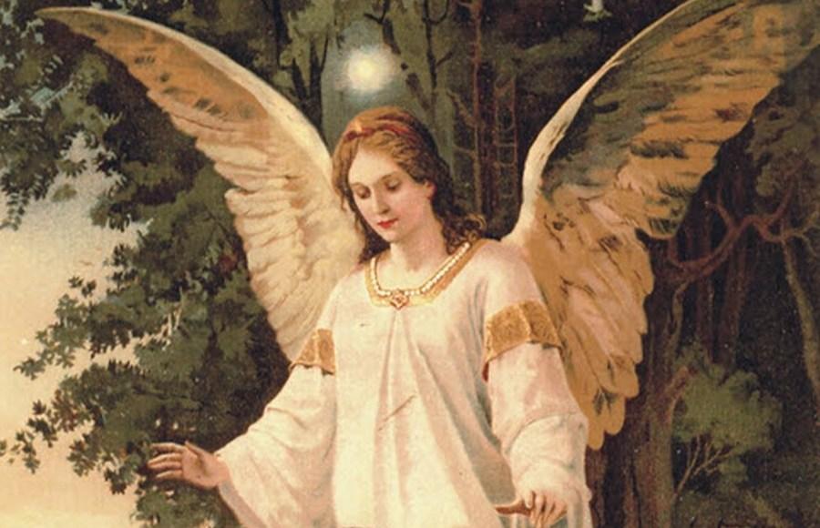 preghiera angelo custode