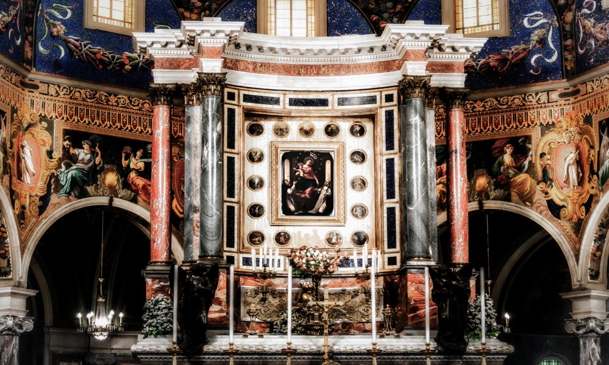 guarigione miracolosa della madonna di pompei