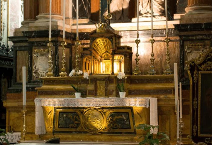 Rosario ed Eucaristia indulgenza plenaria