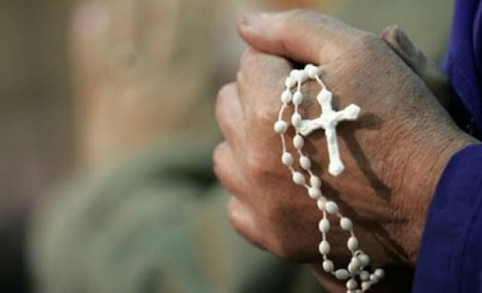 con il rosario possiamo svuotare il purgatorio