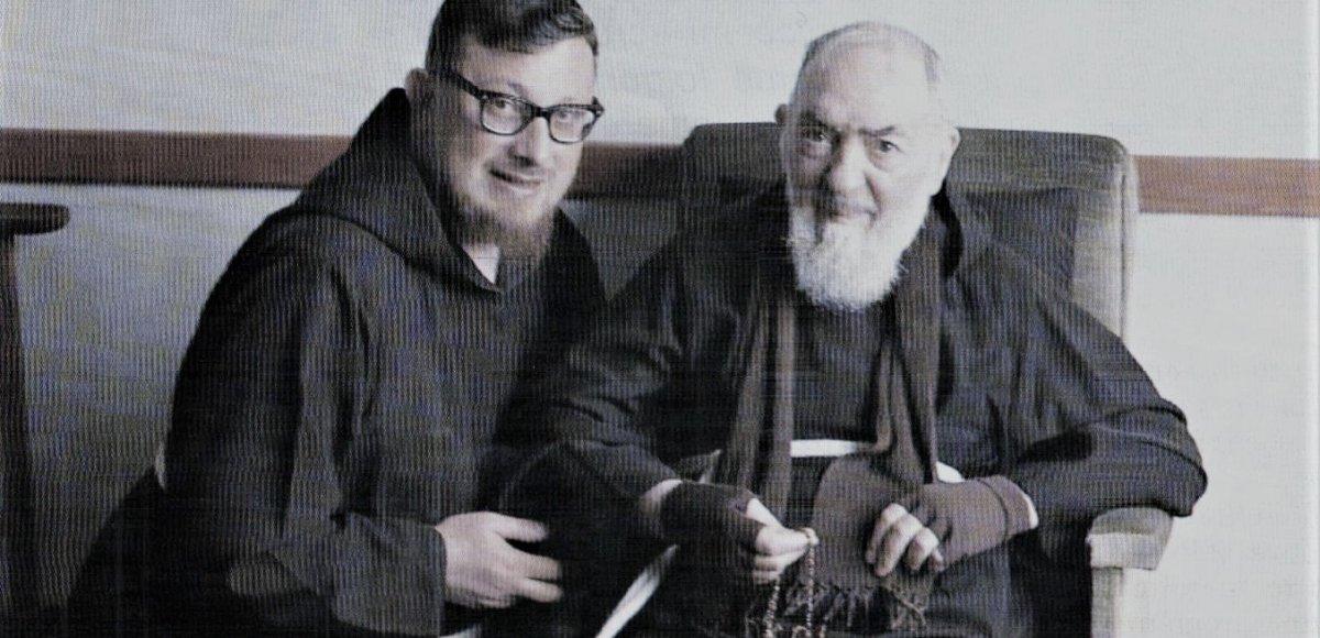 coroncina per Padre Pio
