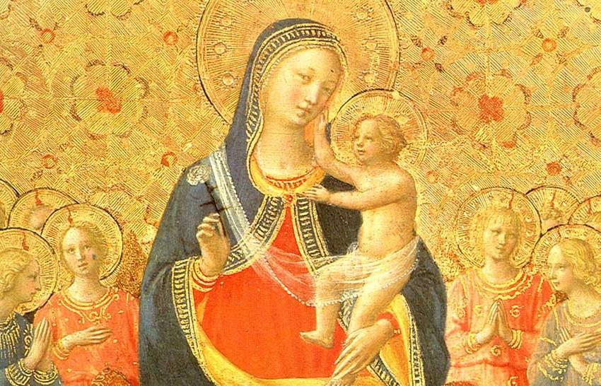 inno di lode a Maria