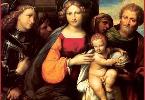 Madre del Verbo incarnato