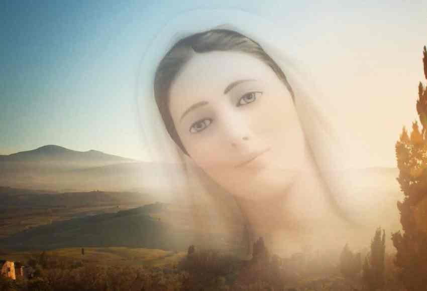 apparizioni medjugorje preghiera alla regina della pace