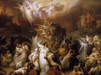 liberare le anime dal purgatorio