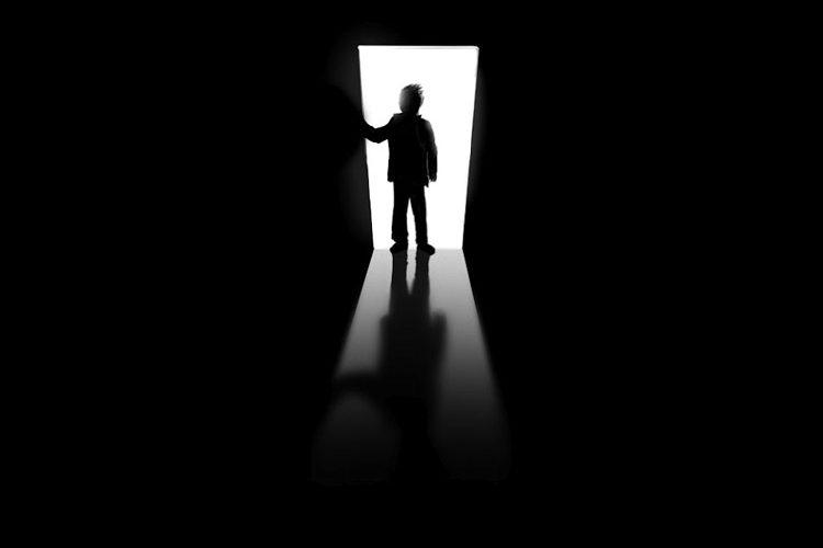 vivere nel buio