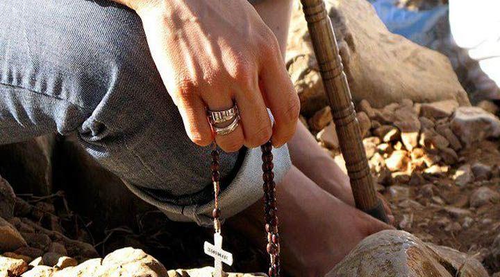 recitare il rosario