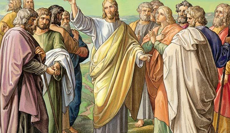 Gesù annuncia il Regno