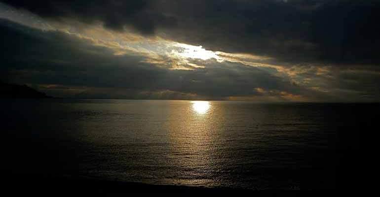 la luce divina
