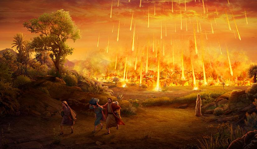 Sodoma e Gomorra e la giustizia di Dio