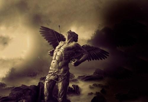 Anche i demoni sono angeli, si chiamano infatti angeli caduti