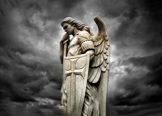 San Michele Arcangelo il grande guerriero