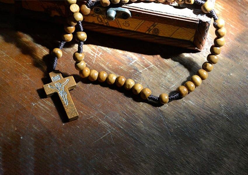 Il santo rosario è la strada per il Paradiso