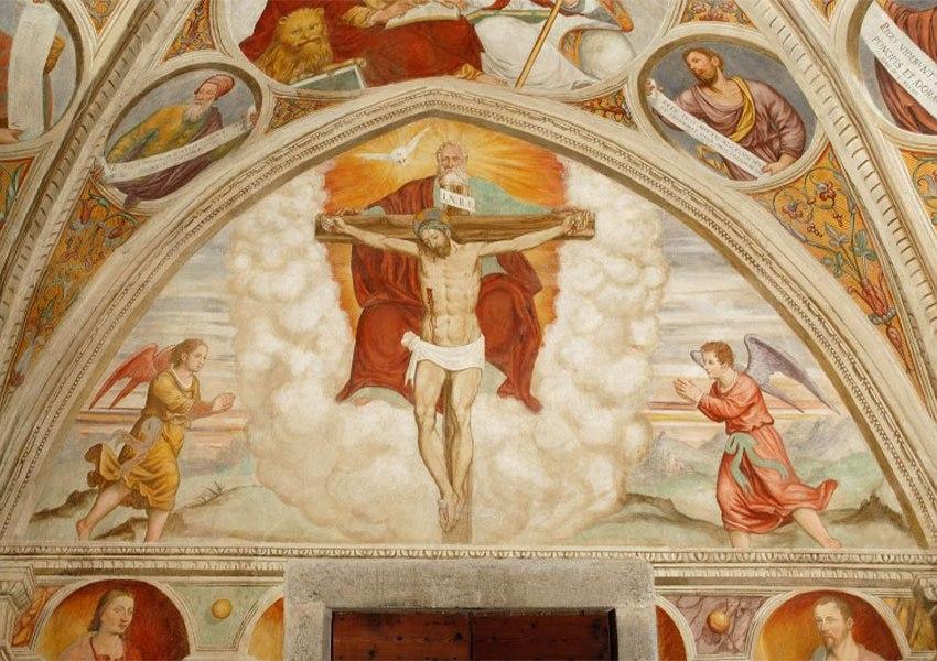 Inno speciale alla Trinità Santissima