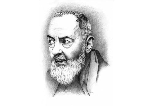 Padre Pio tiene più alla guarigione dell'anima