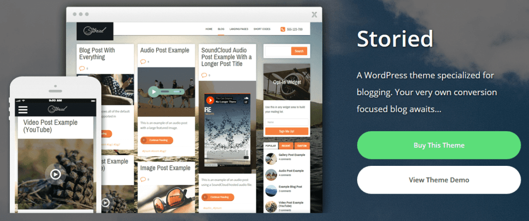Storied_Theme_Themes_Review_2018 Thrive Themes Review 2018: The Ultimate Review With 4,400+ Words WordPress