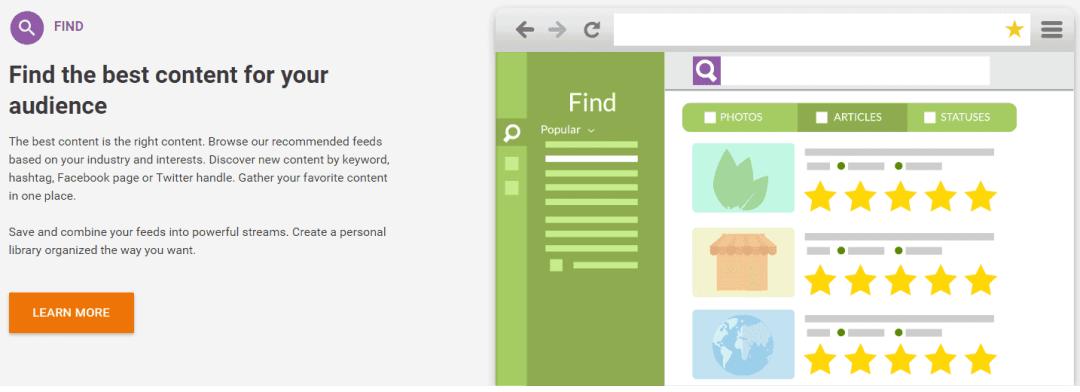 Find-Best-Content-PostPlanner Boost Your Reach & Social Media Engagement Using PostPlanner Social Media