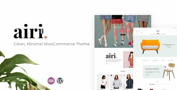 Airi-Free-WordPress-Theme What is the best and free WordPress themes 2019? Online Marketing WordPress
