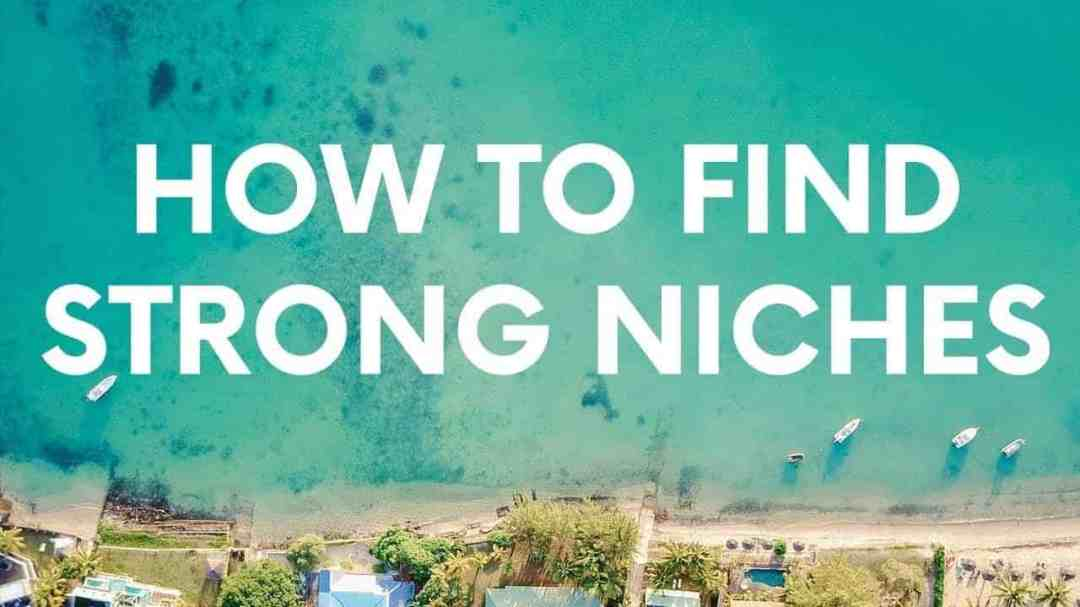 How-To-Find-A-Strong-Niche-2019 50 Best Niches For You To Make Money Online In 2019 Online Marketing
