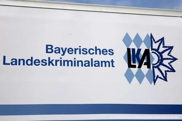 Logo Landeskriminalamt