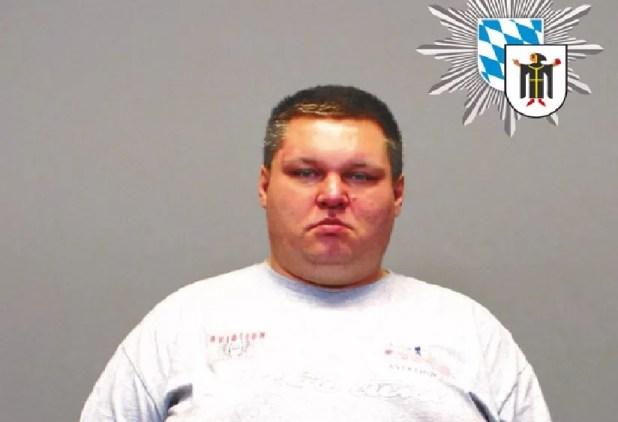 Mordverdächtiger Altenpfleger Grzegorz Stanislaw Wolsztajn - Fahndungsfoto der Polizei München