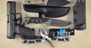 Waffen bei Frau in S-Bahn gefunden Quelle: Foto: Bundespolizei