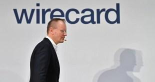 Markus Braun Ex Wirecard CEO verlässt die Bühne Foto Imago Sven Simon