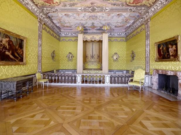 Schloss Schleissheim Paradeschlafzimmer