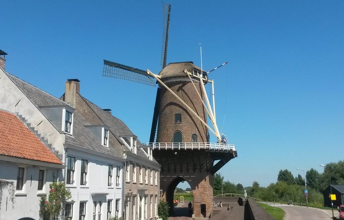 Molen Rijn en Lek in Wijk bij Duurstede - Regionaal Uitgelicht