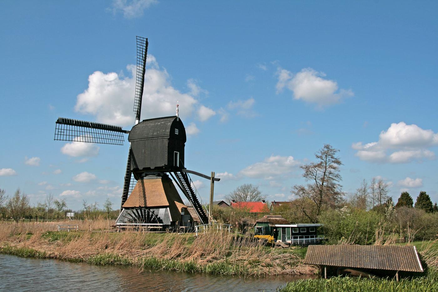 molen-van-Hei--en-Boeicop-Regionaal Uitgelicht