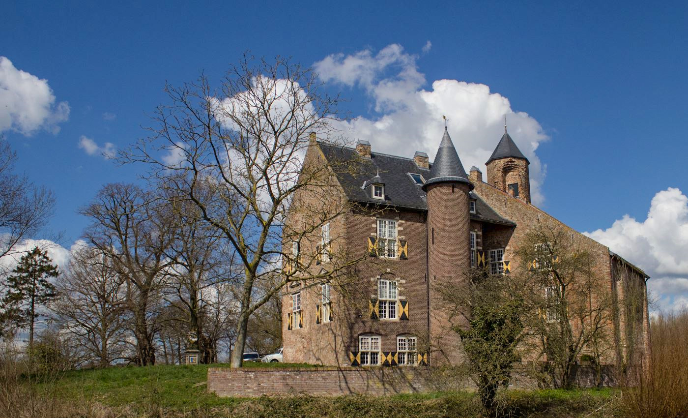 Kasteel Waardenburg in Waardenburg