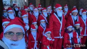 Rotary SantaRun in Wijk bij Duurstede op 15 december @ Wijk bij Duurstede