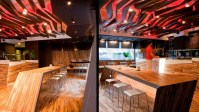 coffee shop ceiling design