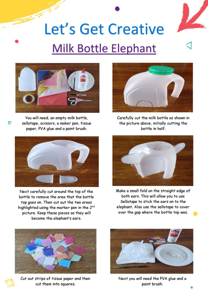 Create your own Elephant activity