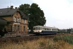 Anschluss an das Eisenbahnnetz  regionalgeschichtenet