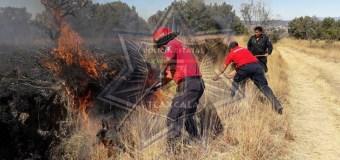 BOMBEROS CONTINÚAN ATENDIENDO CON PRONTITUD LLAMADOS DE EMERGENCIA EN TLAXCALA
