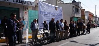 ALCALDE MUNICIPAL Y ESPOSA INAUGURAN REHABILITACIÓN DEL EDIFICIO DEL SMDIF EN SAN PABLO DEL MONTE