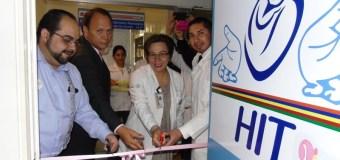 INAUGURA SESA LACTARIO EN EL HOSPITAL INFANTIL
