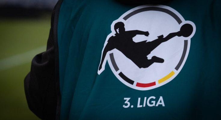 DFB 3. Liga Logo. Foto: Schulte