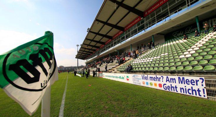 Der VfB Lübeck ist zurück in der 3. Liga. Foto: Imago
