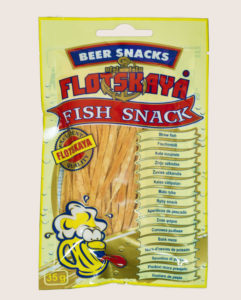 flotskaya beer snacks fish snack