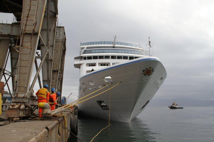 Cuatro cruceros visitarán Coquimbo en febrero sumando 6.500 pasajeros