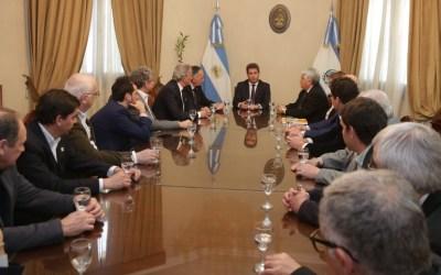Autoridades de la Unión Industrial Argentina visitaron San Juan