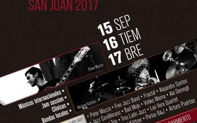 1º Festival Internacional de Jazz en San Juan