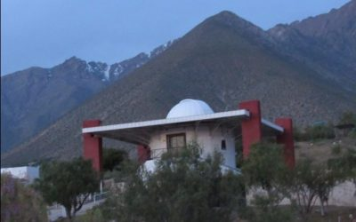 Vicuña busca consolidarse como la capital mundial del turismo astronómico