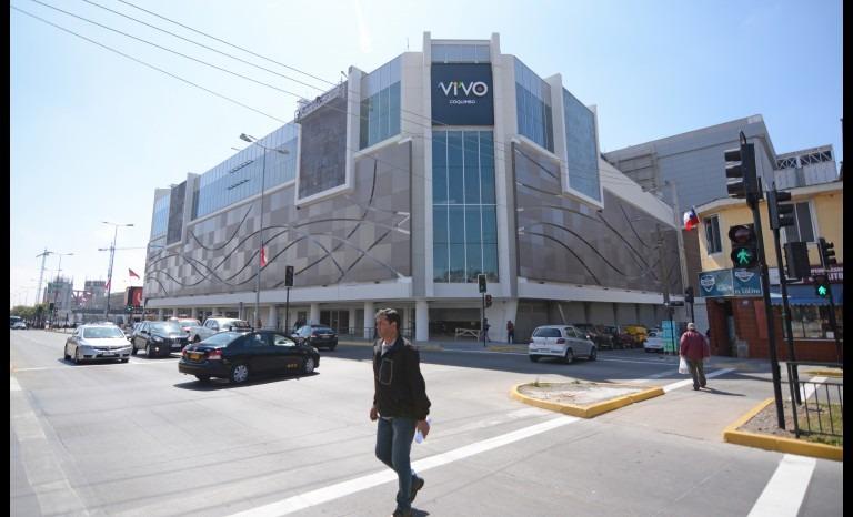 Coquimbo inaugura un nuevo y gran mall con primeras marcas