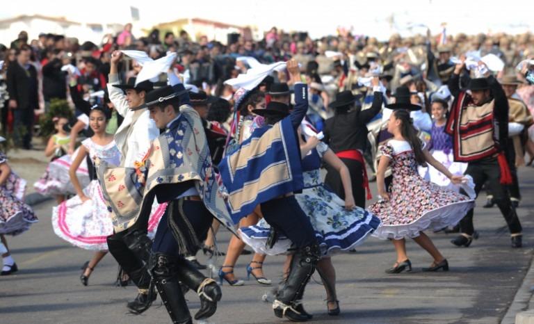 Principales panoramas de fiestas patrias en la Región de Coquimbo