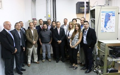 Inauguraron el punto de intercambio de tráfico IXP-UAQ en San Juan
